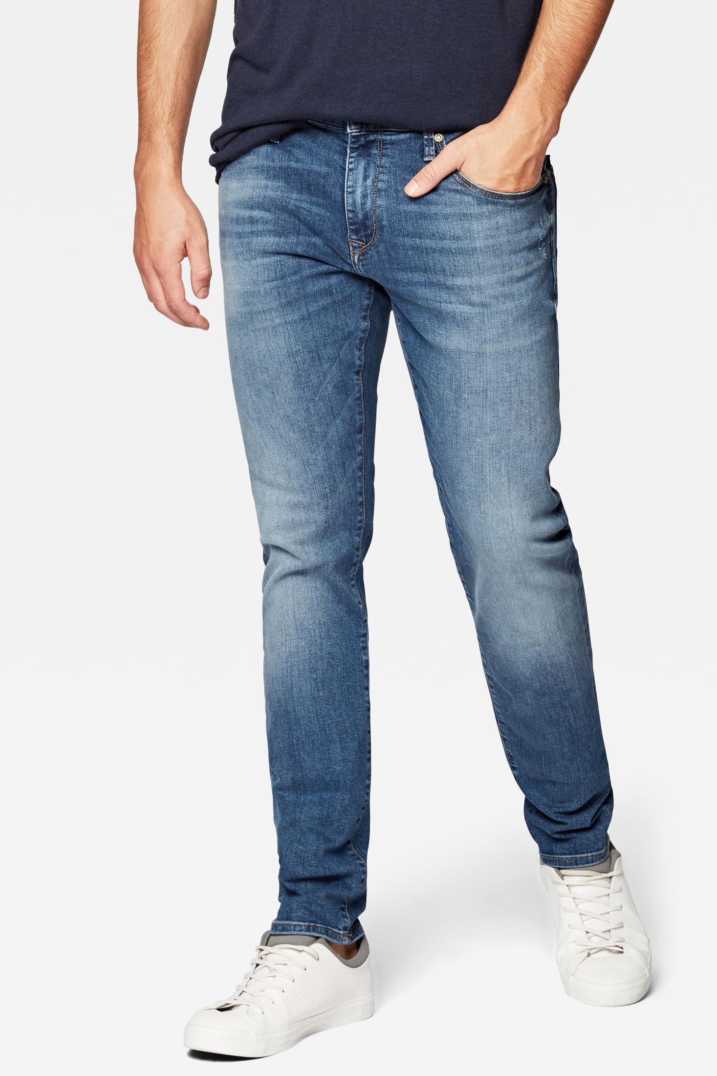 Mavi JAMES | Ultra Move – Skinny Jeans mid brushed