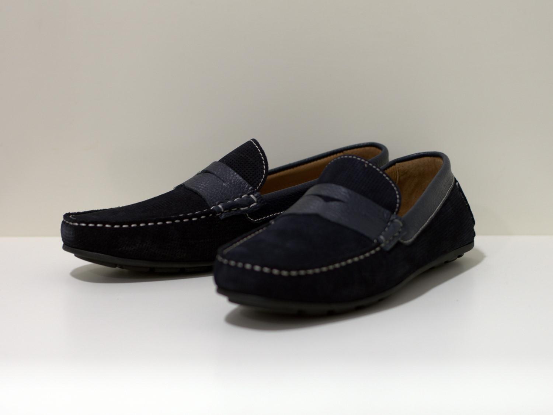 IMAC Loafer aus Leder
