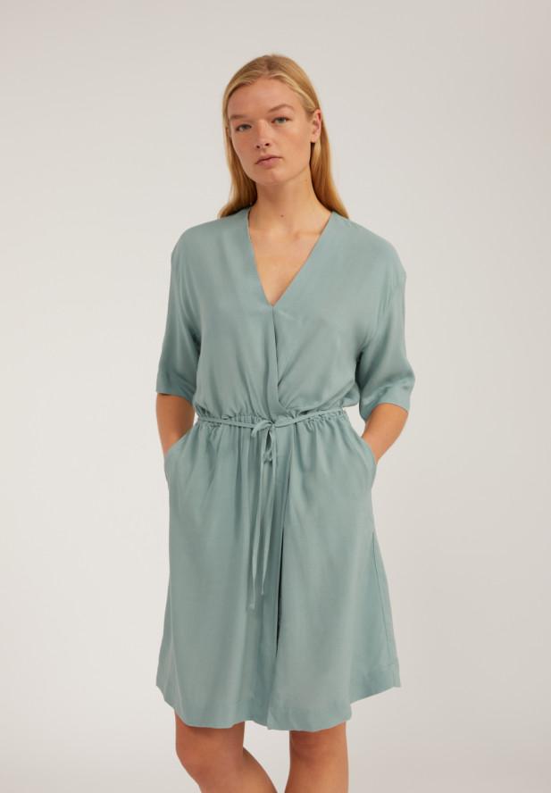 Armedangels  RAUHAA Kleid aus LENZING™ ECOVERO™ green