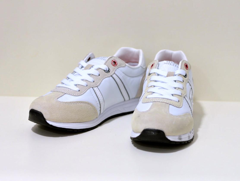 Marina Militare Sneaker weiß / beige mit Memory Fit Damen