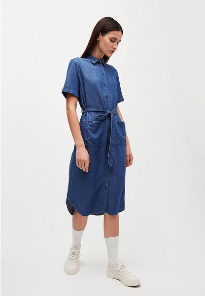 ARMEDANGELS  MAAISA - Damen Jeans Kleid aus TENCEL Lyocell Mix