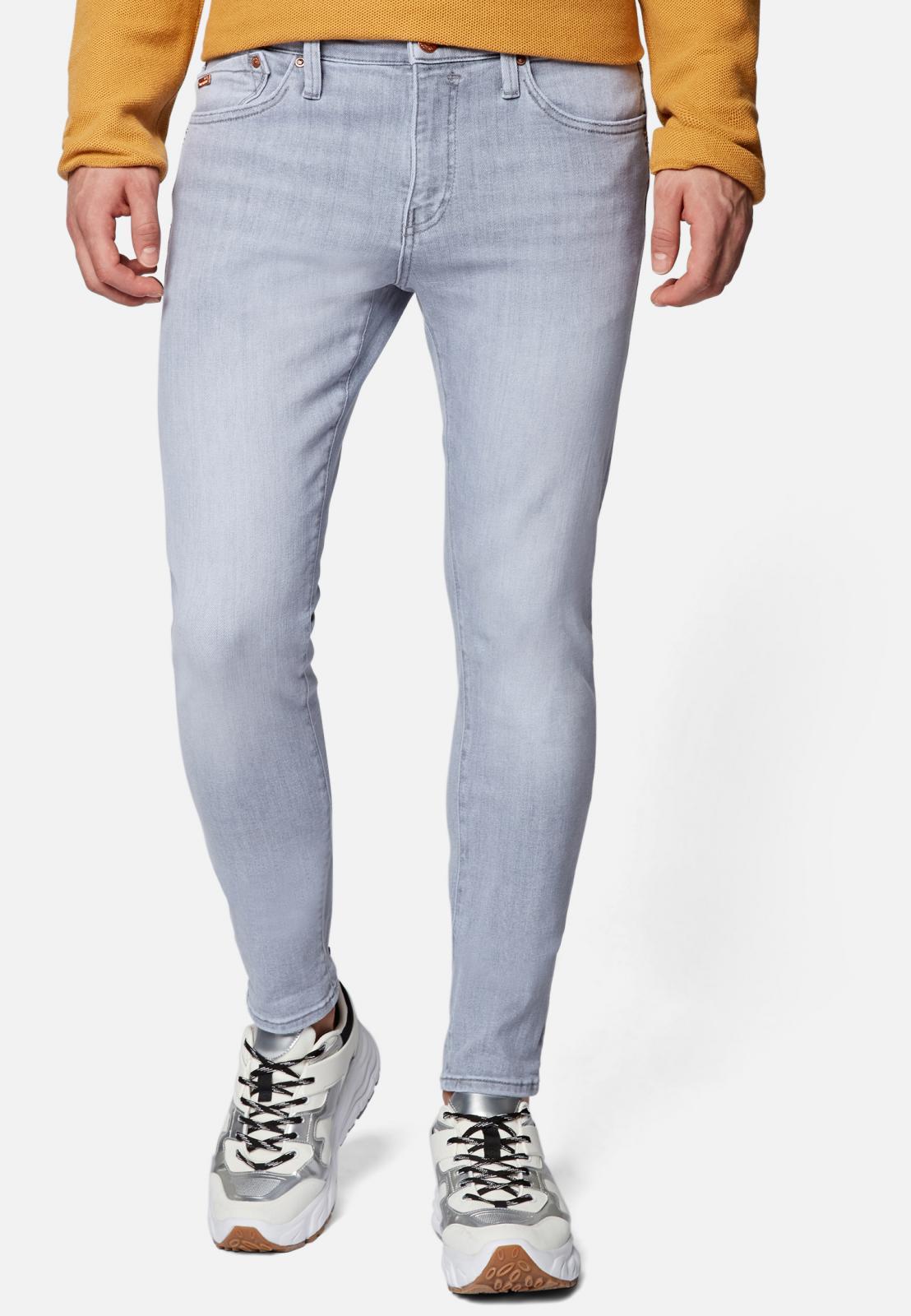 Mavi JAMES  Ultra Move – Skinny Jeans in Grau