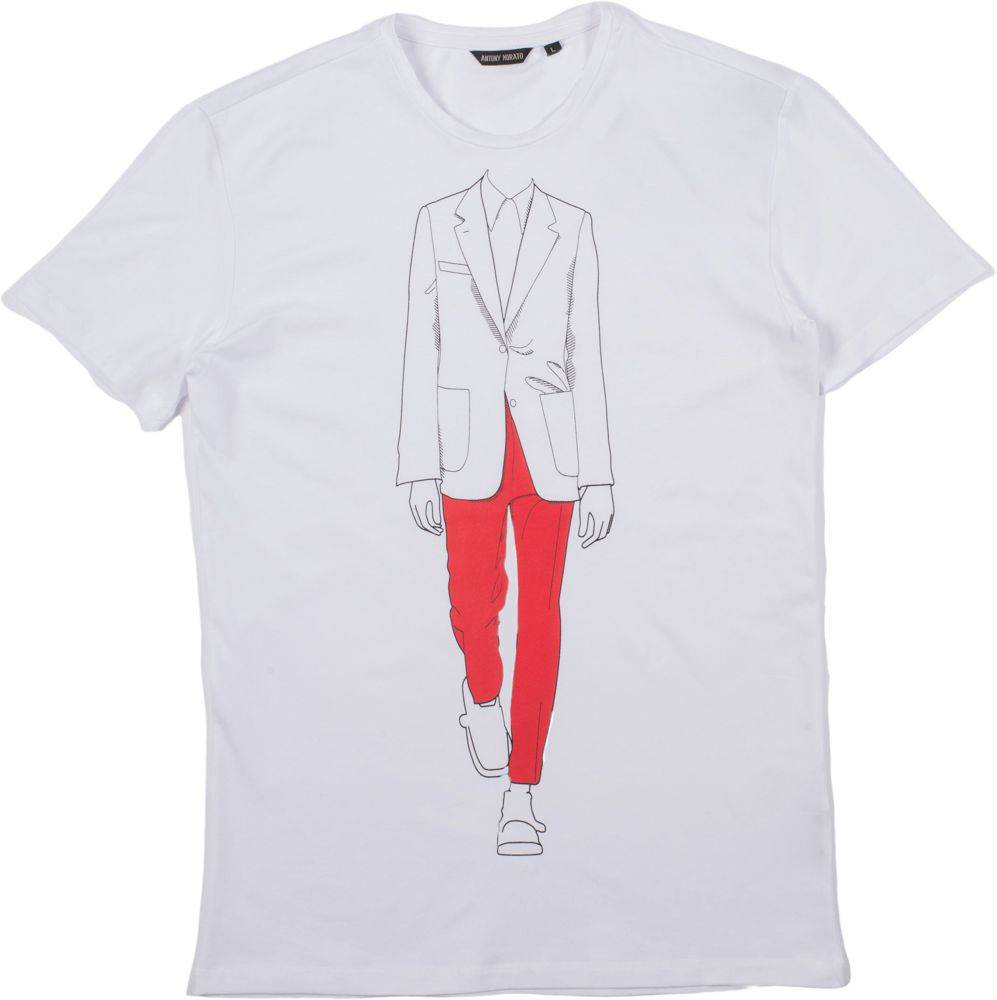 Antony Morato T-Shirt mit Druck auf der Front