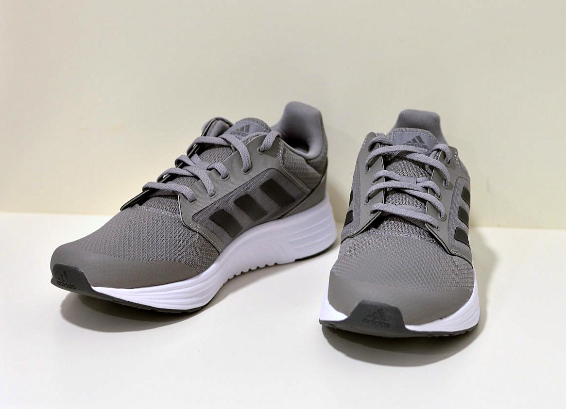 Adidas Herren Schuh Claudfoam Running in  Grau