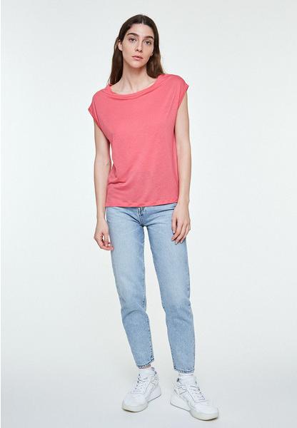 ARMEDANGELS  JILAA - Damen T-Shirt aus TENCEL Lyocell pink rose