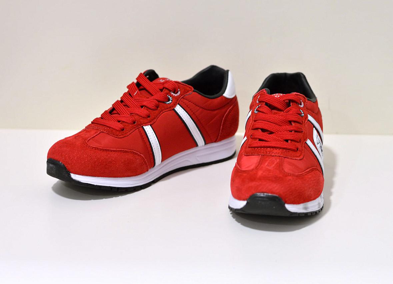 Marina Militare Sneaker rot / weiß mit Memory Fit Damen