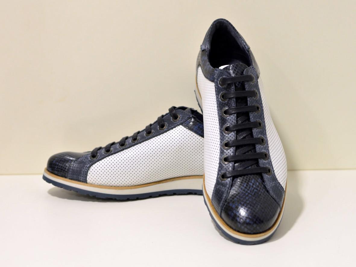 Nicola Benson Edler Leder Sneaker