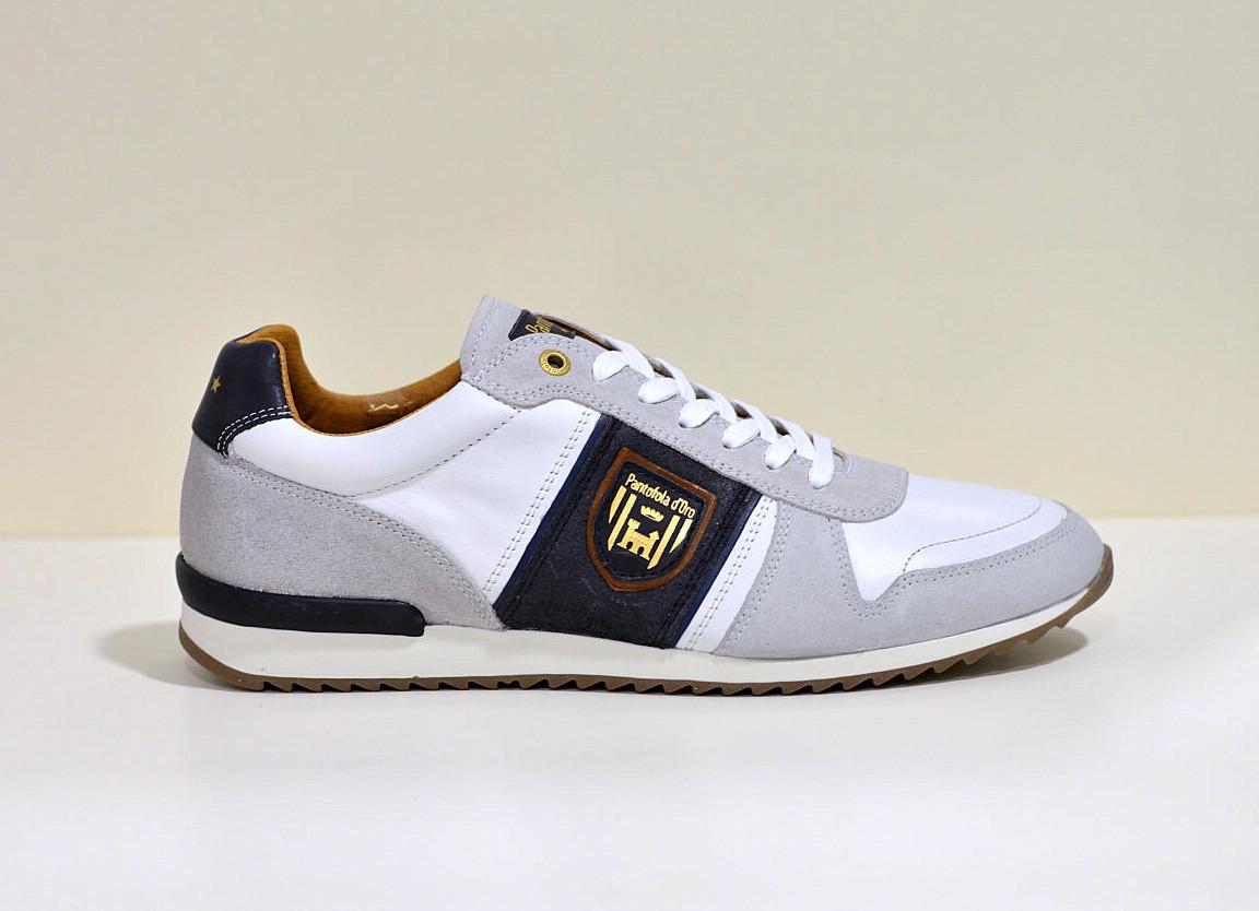 Pantofola d´Oro leder Sneaker Umito Bright White