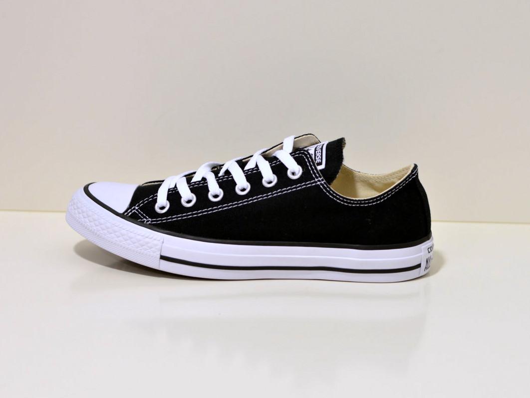 CONVERSE Chuck Taylor All Star - Sneaker flach schwarz