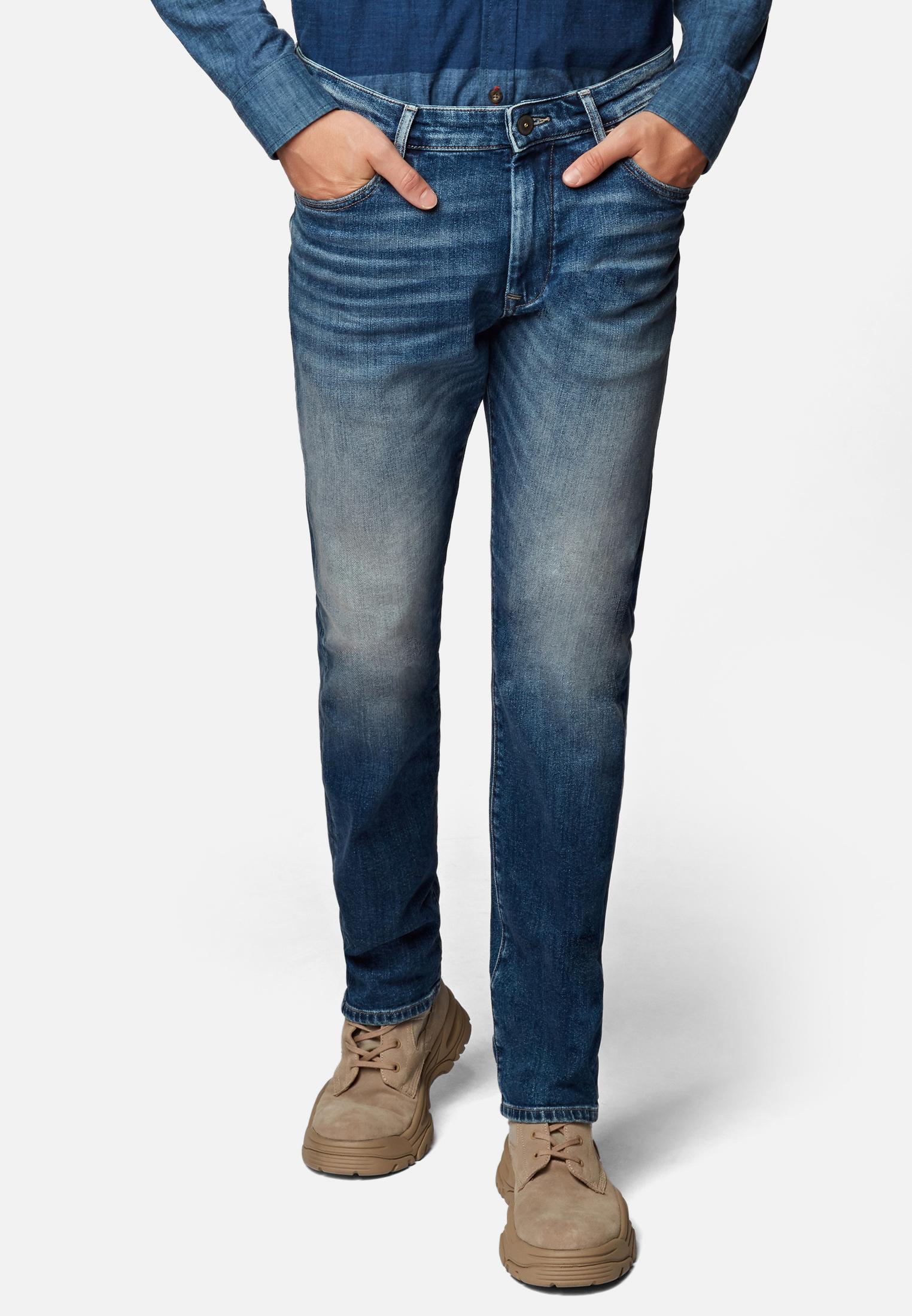 Mavi MARCUS Slim Straight Leg Jeans dark vintage comfort