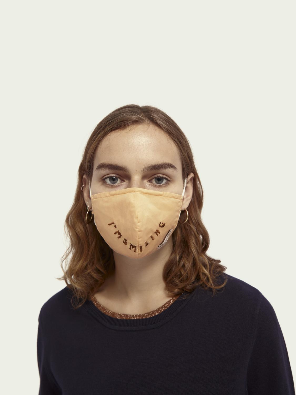Scotch&Soda Wiederverwendbarer Mundschutz Maske