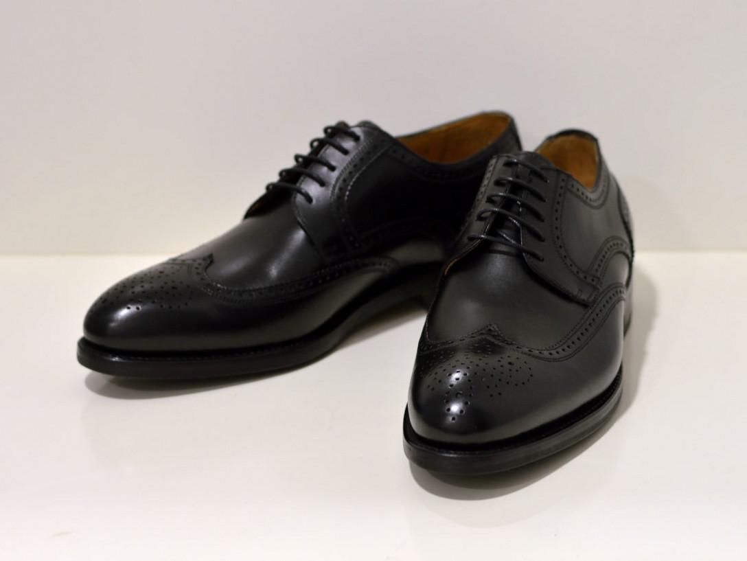 Berwick Rahmengenähter Budapester Schuh