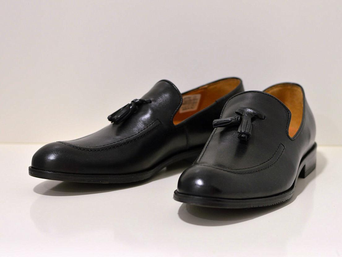Nicola Benson Street Tassel Loafer aus Volleder