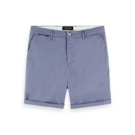 Scotch&Soda Chino-Shorts aus Pima-Baumwolle hell blau