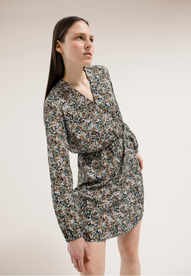 Armedangels  MEGAAN HEATHER WINTER Kleid aus LENZING™ ECOVERO™