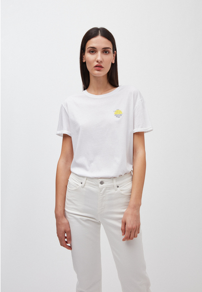 ARMEDANGELS  NAALIN LITTLE SUNRISE - T-Shirt aus Bio-Baumwolle