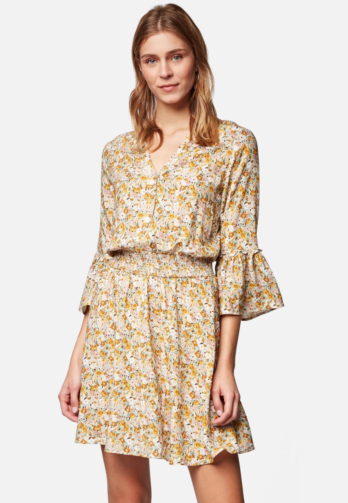 Mavi KLEID | Kleid mit Blumenmuster aus Viscose