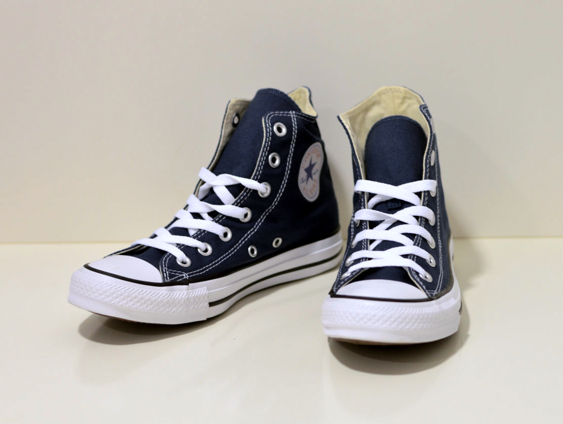 CONVERSE Chuck Taylor All Star Hi - Sneaker - blau