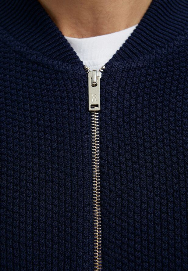 Armedangels ZAAPA CONTRAST Cardigan aus Bio-Baumwolle